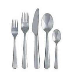 Bestikk, kniv, gaffel skje, teskje, kakegaffel